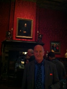 Dr. Mark Skousen Visits the Morgan Library.
