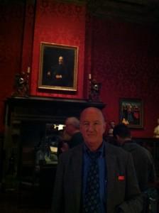 Dr. Mark Skousen Visits the Morgan Library.