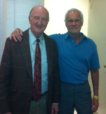 Mark Skousen and Harris Rosen
