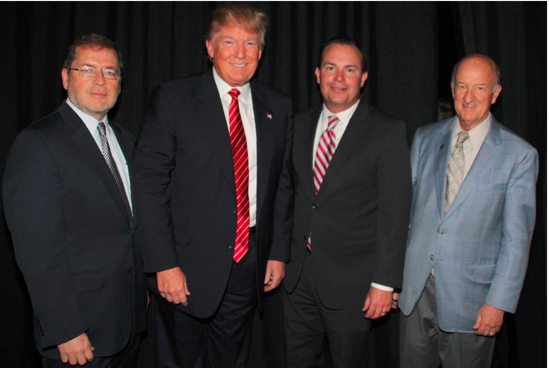 Norquist, Trump, Lee, Skousen